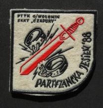 Partyzancka Jesień 1988 - PTTK Wołomin, SKKT Czapury