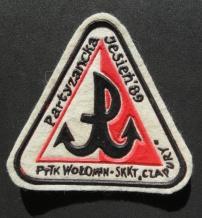 Partyzancka Jesień 1989 - PTTK Wołomin, SKKT Czapury