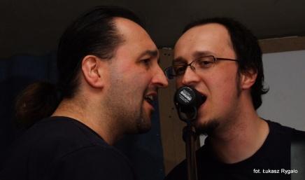 Robert Zahn i Marcin Zahn