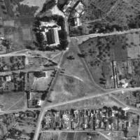 Kościół Św. Trójcy - rok 1947