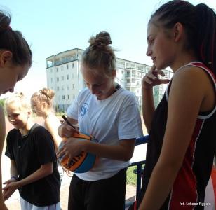 autografy...