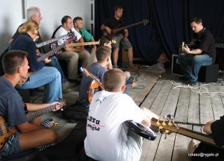 klasa gitary basowej