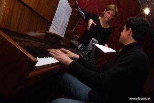Ania Kalata i Mateusz Wojakowski