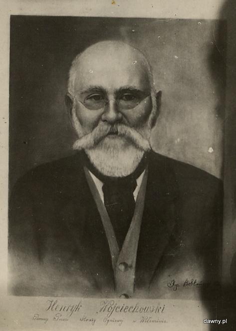 Henryk Konstanty Woyciechowski herbu Jelita (1851 - 1934)