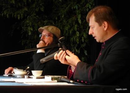 Telekonferencja z Jerozolimą.