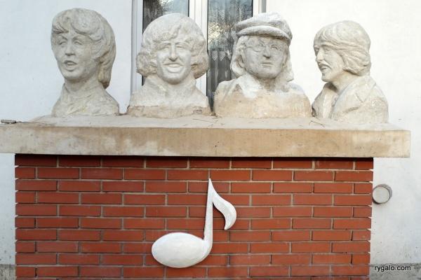 the Beatles w Wołominie!
