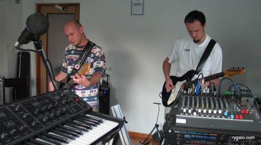 Paweł Wolski i Marcin Zahn