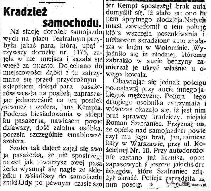 Nasz Przegląd: organ niezależny, R.3, nr 214 (5 sierpnia 1925)