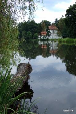 kaplica na wodzie