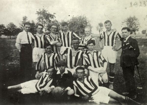 Huragan - założyciele (1923)