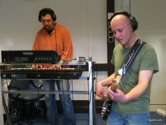 Robert Zahn i Paweł Wolski