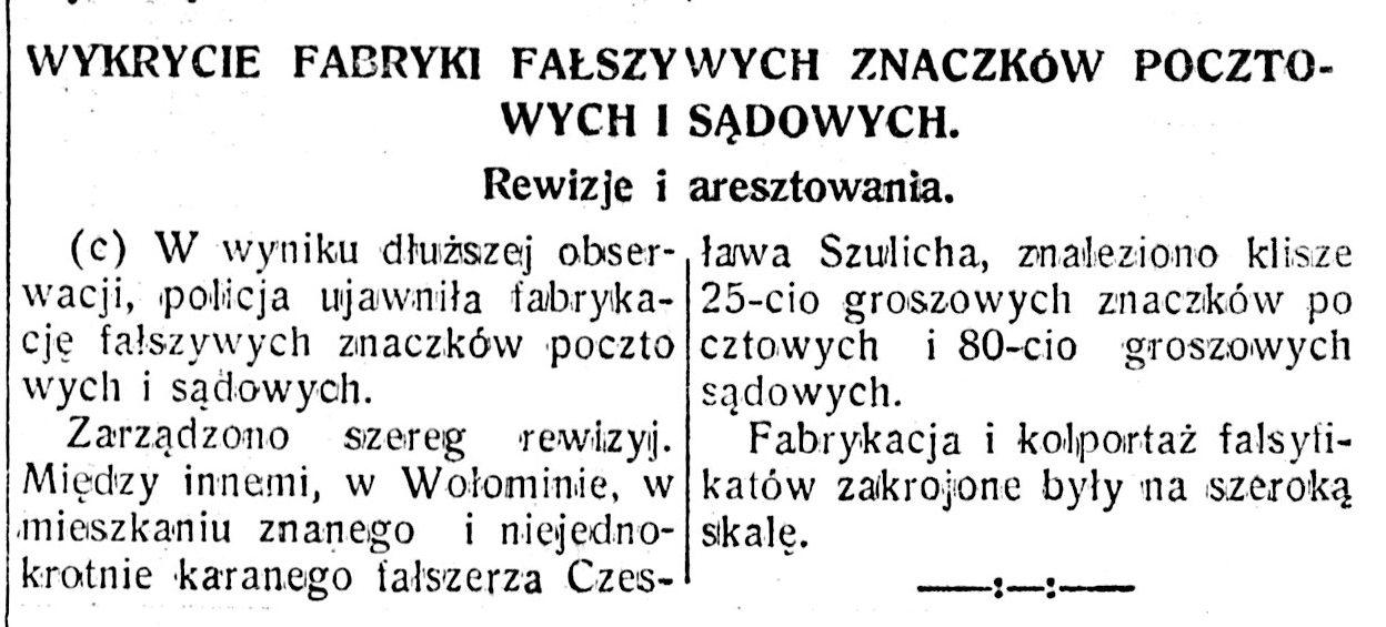 Nasz Przegląd - organ niezależny, R.13, nr 18 (18 stycznia 1935)