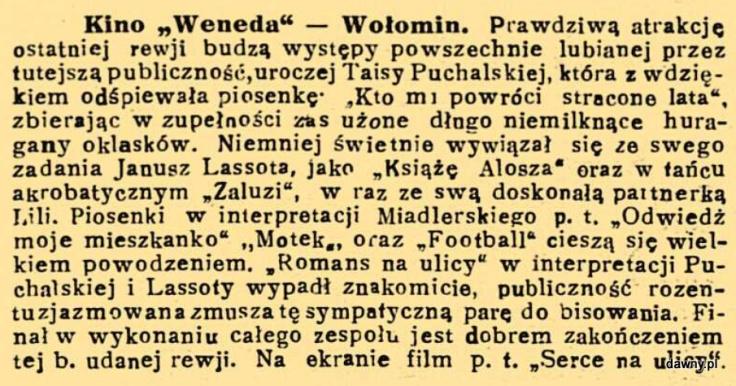 Trubadur Warszawy : kabaret artystyczny : humor, piosenki, satyra, monologi, deklamacje, kuplety, jednoaktówki : w kazdy czwartek nowy numer z nowym programem, R. 23, nr 21 (23 maja 1931)