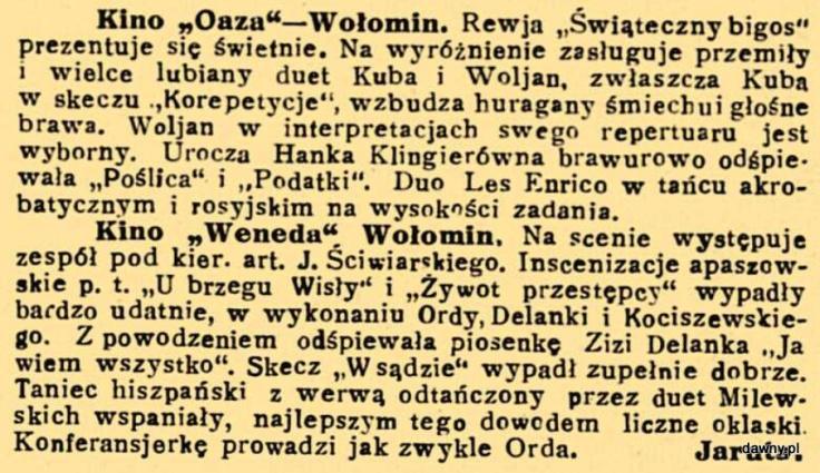 Trubadur Warszawy : kabaret artystyczny : humor, piosenki, satyra, monologi, deklamacje, kuplety, jednoaktówki : w kazdy czwartek nowy numer z nowym programem, R. 23, nr 16 (18 kwietnia 1931)