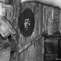 Najstarsze wołomińskie graffiti?