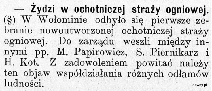 Izraelita, R.43, nr 4 (24 stycznia 1908)