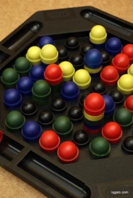 przebieg gry czteroosobowej
