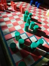 Halma - gra w toku
