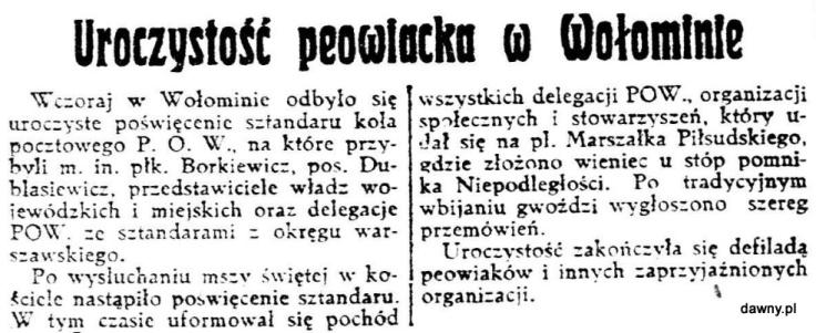 Gazeta Polska : pismo codzienne, R.9, nr 310 (8 listopada 1937)