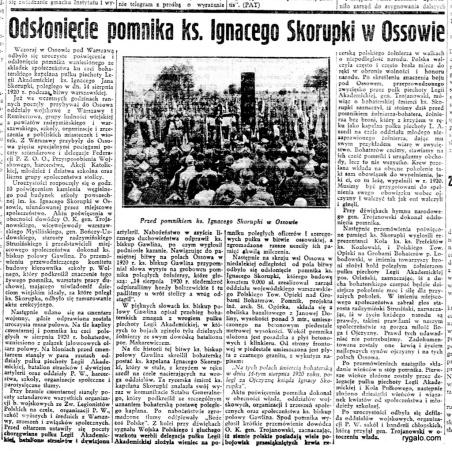 Gazeta Polska : pismo codzienne, R.11, nr 154 (5 czerwca 1939)