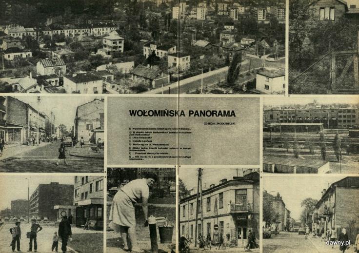 Stolica : warszawski tygodnik ilustrowany.  13 czerwca 1982, nr 13