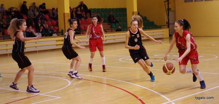 UKS Huragan Wołomin – Basket 25 Bydgoszcz 87:66