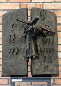 Wiesława Błażejczyk, Droga krzyżowa