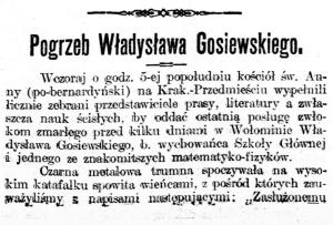 Nowa Gazeta : poświęcona wszelkim zjawiskom życia społecznego, R.6, nr 181 (21 kwietnia 1911)