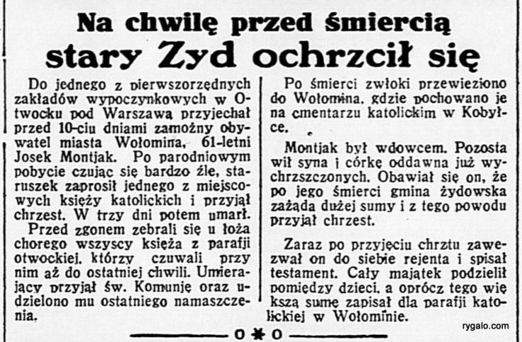Dzień Dobry, R.2, nr 186 (6 lipca 1932)