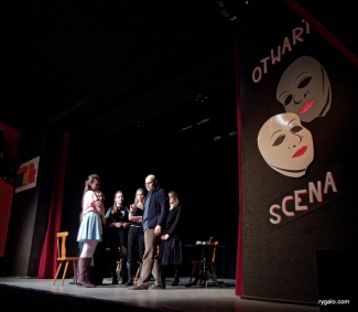 maraton teatralny Otwarta Scena