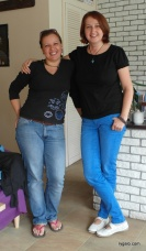 Sylwia i Bea