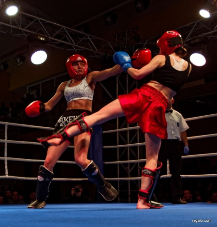 finał Mistrzostw Polski w kick-boxingu low kick