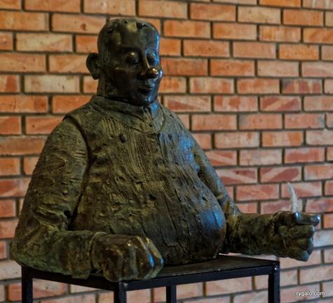 prof. Piotr Gawron - wystawa w Fabryczce
