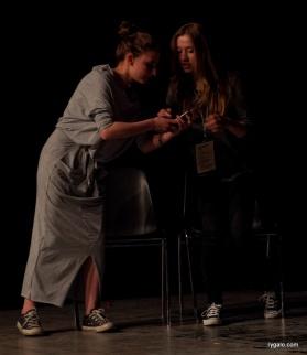 Festiwal teatralny Blackout