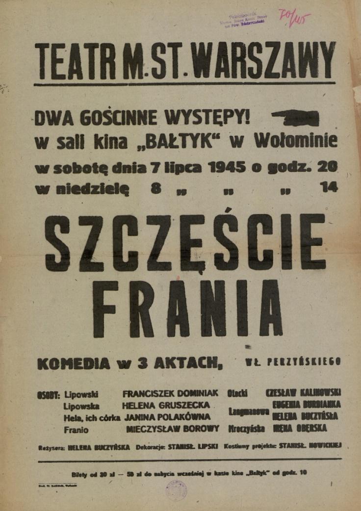szczescie_frania_1945