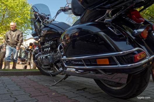 XVI Powiatowy Rajd Motocyklowy