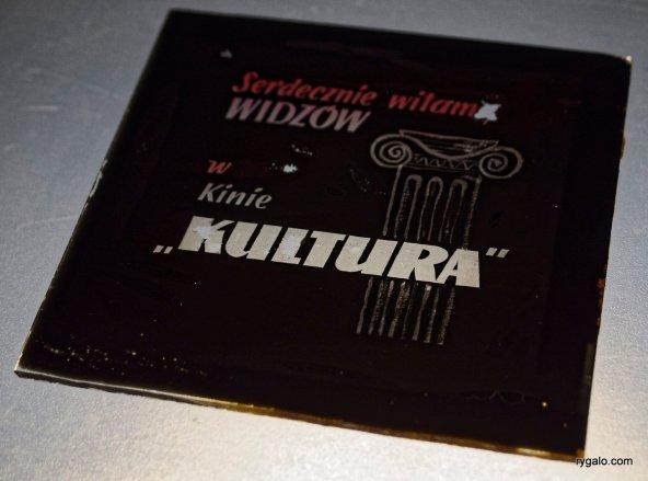 Witamy w kinie Kultura
