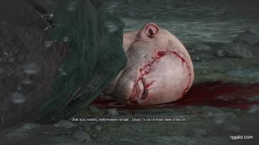 Straciłeś twarz, koleżko!