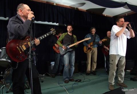 bluesowe jam session