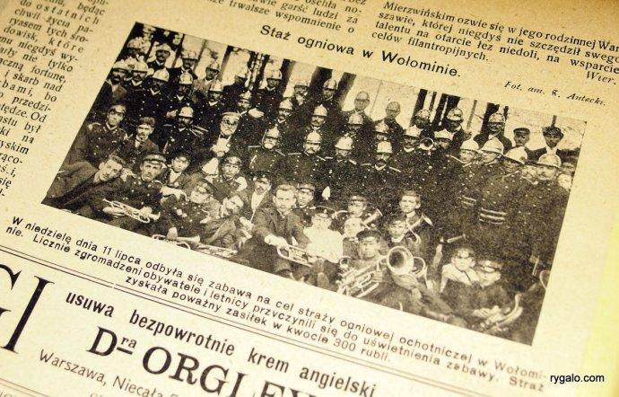 Świat, nr 30 z 24 lipca 1909 roku
