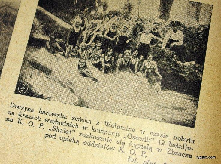 Żołnierz Polski, nr 35, 30 sierpnia 1931