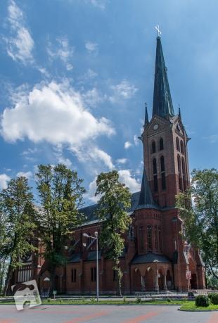 kościół w Postoliskach-