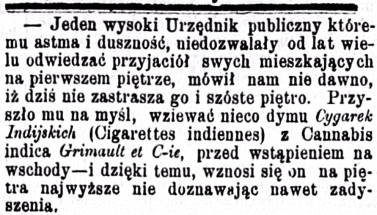 Gazeta Polska - (dawniej Codzienna) 1881, nr 12 (18 stycznia)