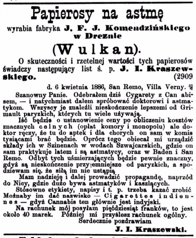 Dziennik Poznański - wychodzi codziennie z wyjątkiem poniedziałków i dni poświętnych R.30, nr 124 (31 maja 1888) + dod.