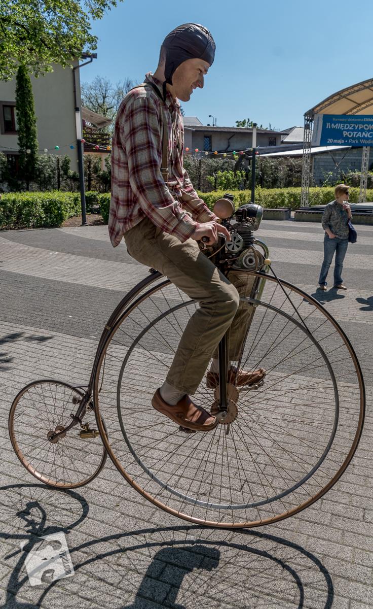 VI Wołomiński Rajd Zabytkowych Rowerów