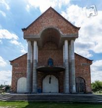 kościół w Zagościńcu-