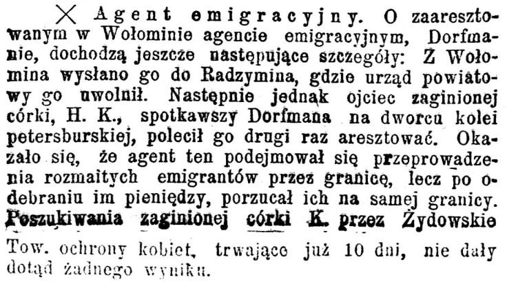 Nowa Gazeta : poświęcona wszelkim zjawiskom życia społecznego R.5, nr 381 (22 sierpnia 1910)