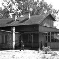 Stara szkoła w Zagościńcu