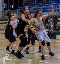 ćwiercfinały U18K Bochnia 2018-8563