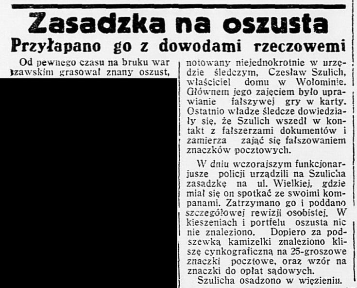 Dzień Dobry R.5, nr 19 (19 stycznia 1935).png